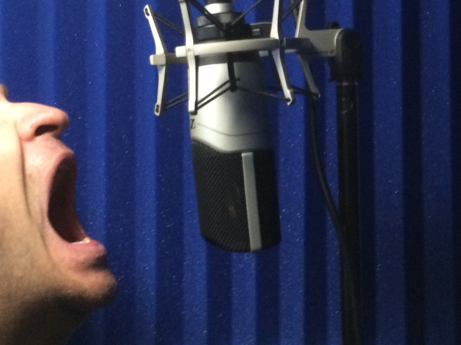 Proper Mic Technique